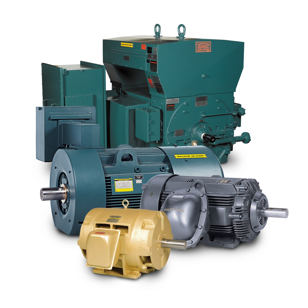 Electric Motors & Gear Motors