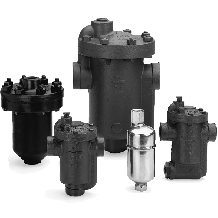 Steam Traps, Strainers & Transfer Valves