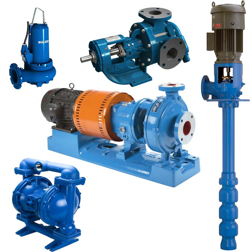 Pumps & Pump Parts