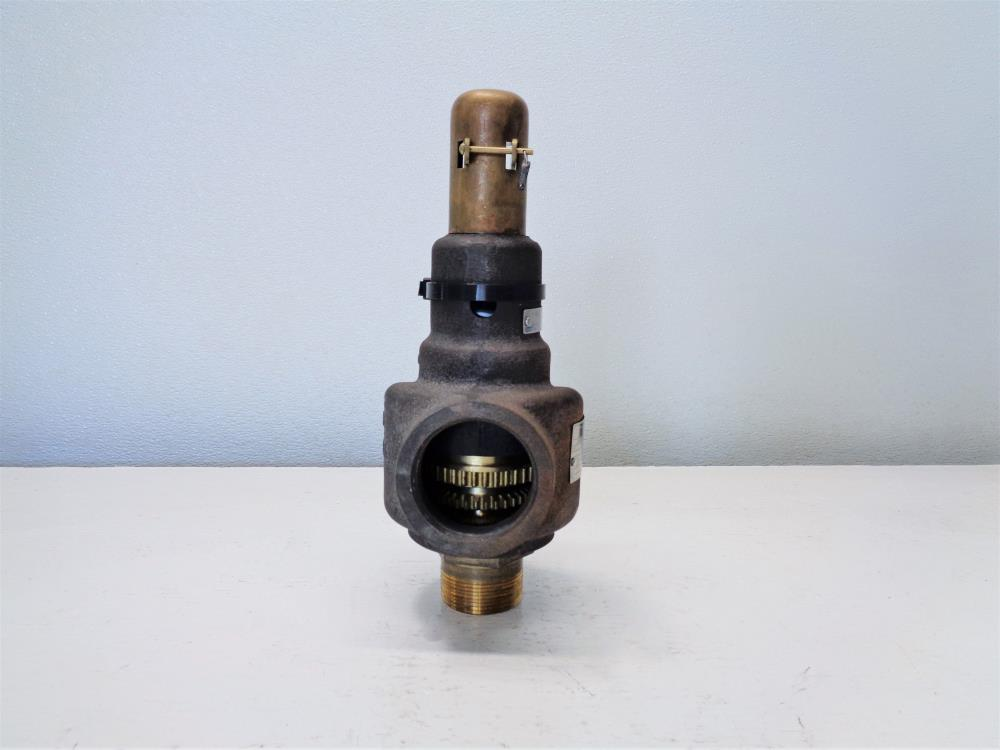 "Dresser Consolidated 1-1/2"" Relief Valve, Type #1543H-21"