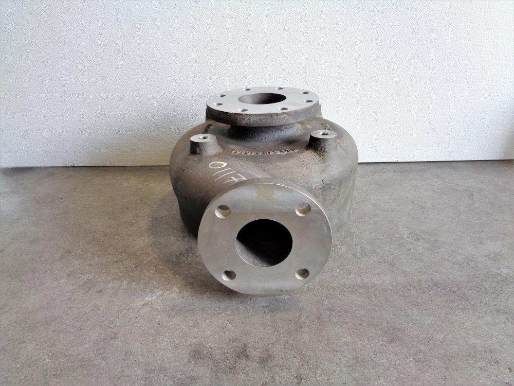 "Toyo 3"" x 4"" Stainless Steel Pump Casing with Impellers"