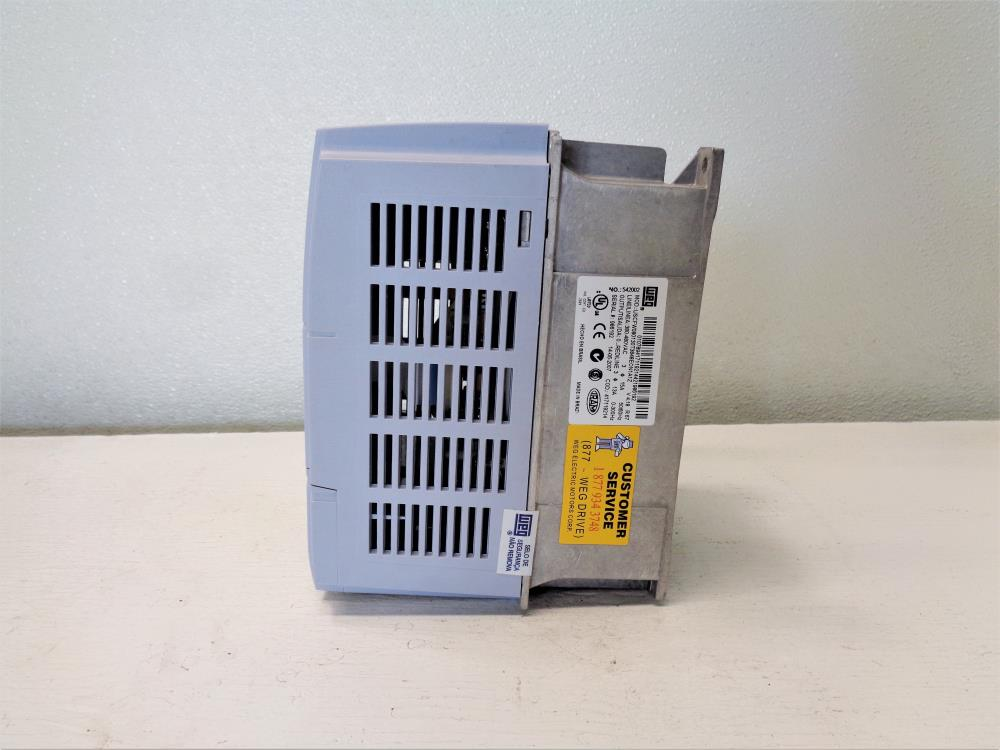 WEG CFW-08 Vector Frequency Inverter Plus USCFW080130T3848EON1A1Z