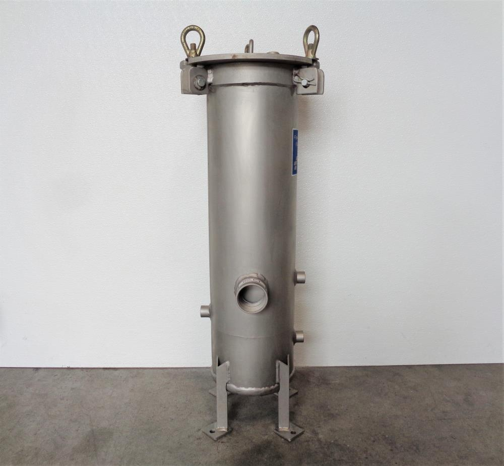 Flow-Max Stainless Steel Filter Housing FMSBC5X2-304