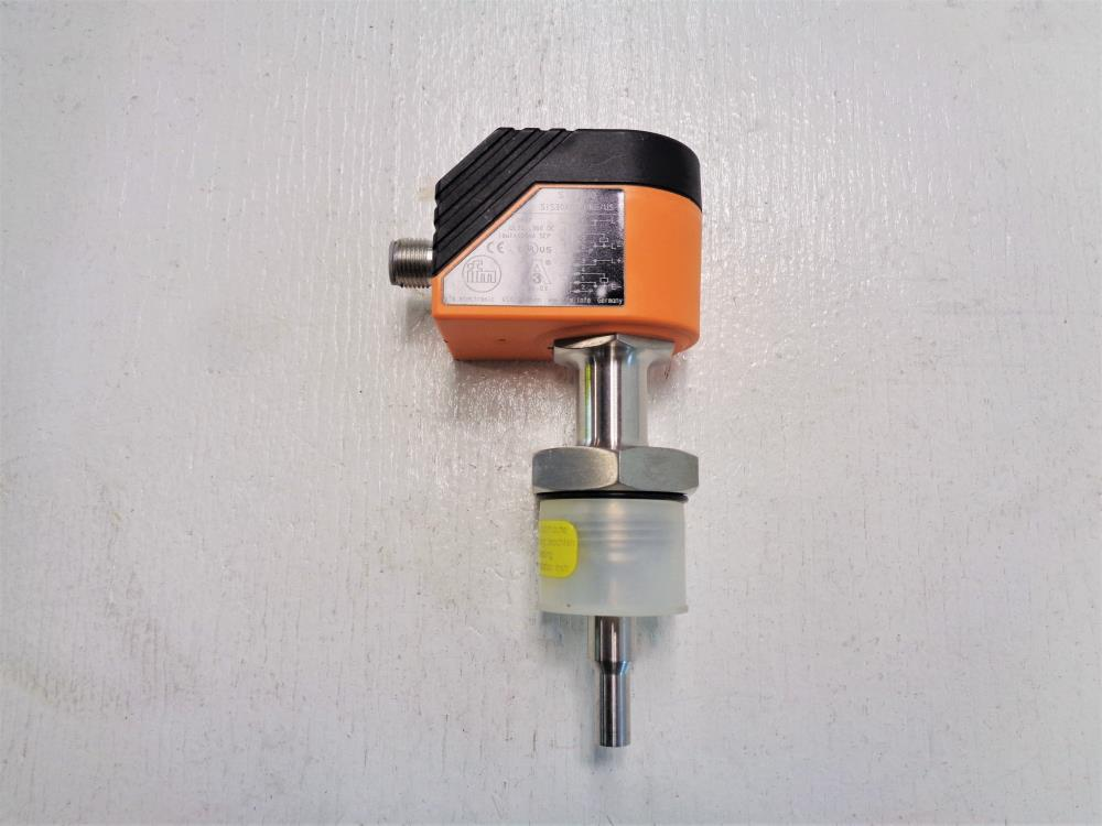 IFM SI220 Electronic Flow Switch SIS30ABBFPKG/US