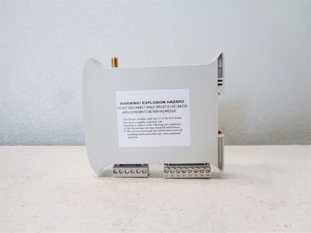 Cooper Crouse-Hinds Wireless I/O Receiver Unit D2WLR-900-1W-US