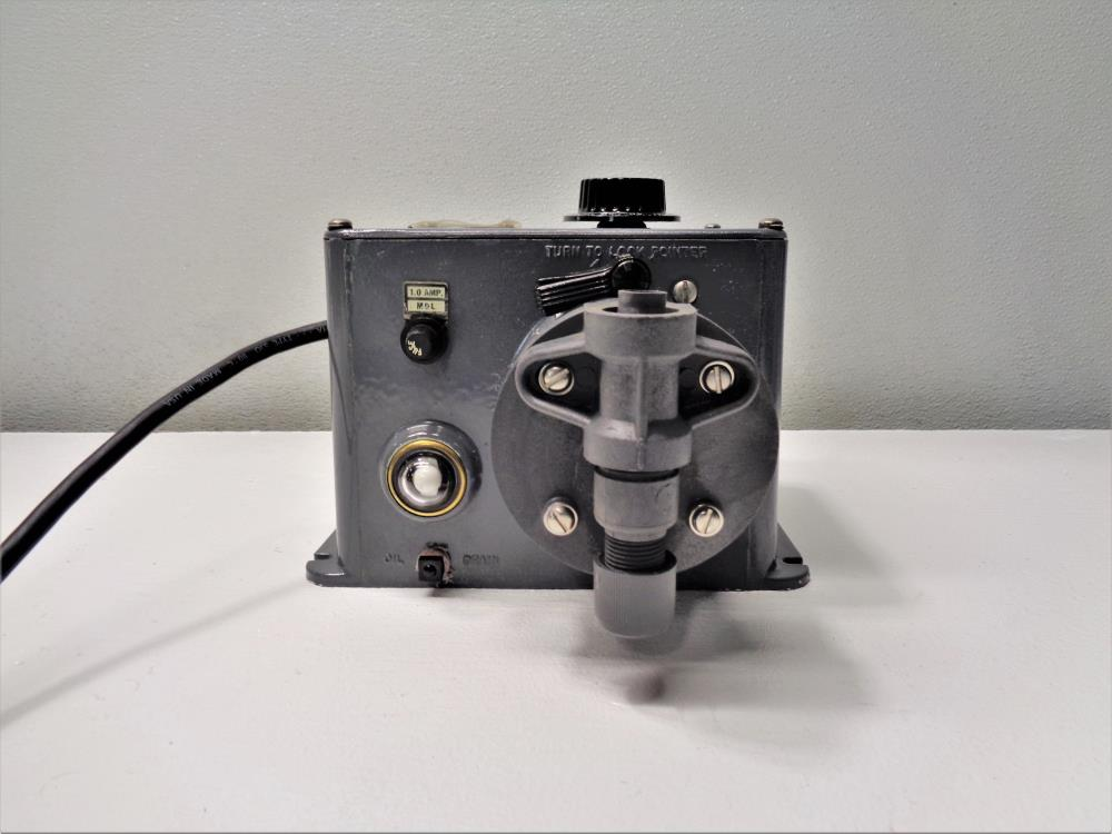 Pulsafeeder Precision Series Mechanical Metering Pump D9781-11