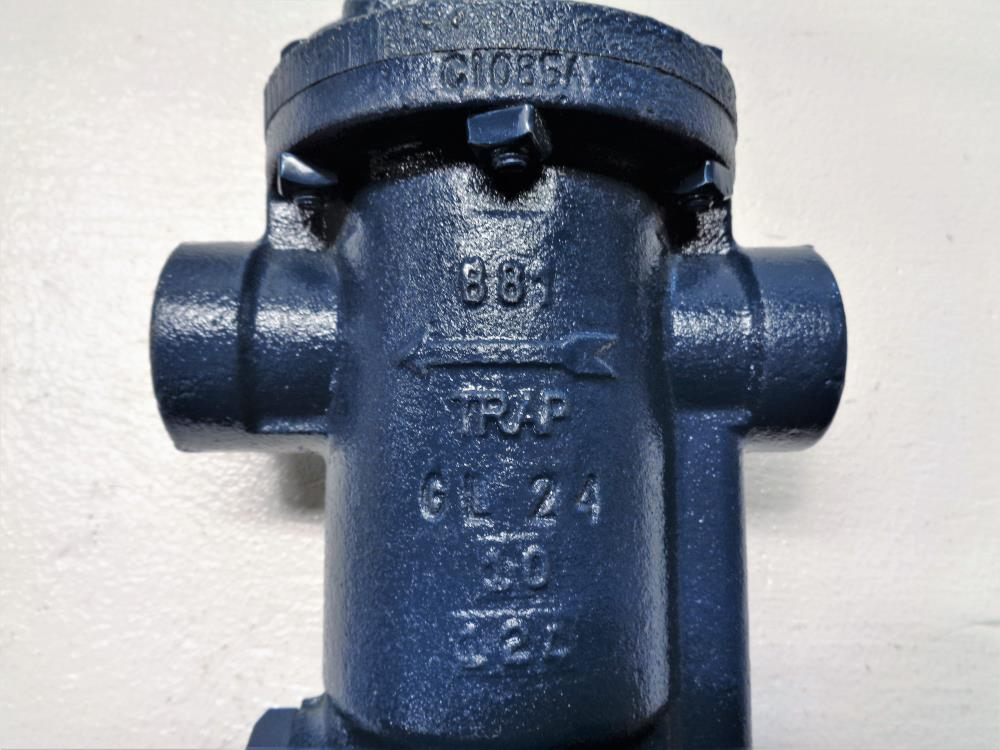 "Armstrong #881 Steam Trap 1/2"" NPT, Part# C5297-50"