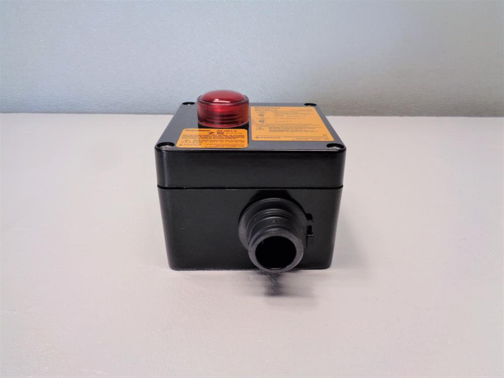 Pentair Raychem Single Entry Power Connection w/Light & Junction Box JBS-100-L-A