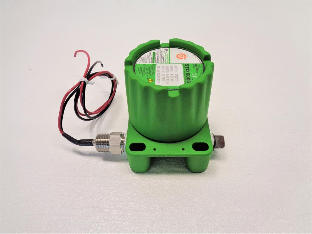 Thermo Fisher STD 6000 Current to Pressure Transducer STD6131