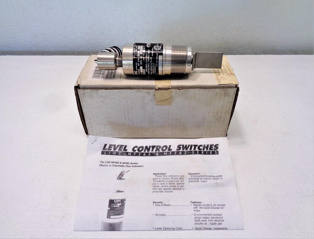 Milton Roy Linc Level Control Switch NF265-11-01