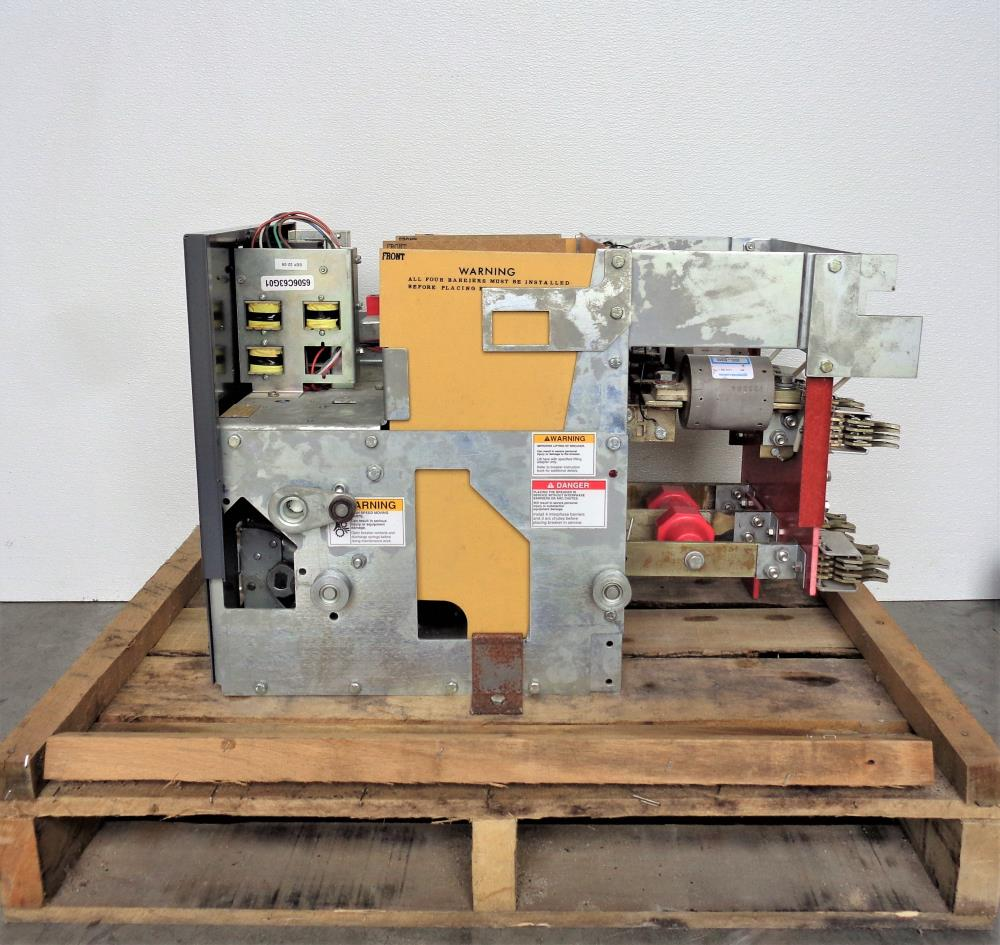 Used Breakers Controls For Sale Control Power The Circuit Breaker S Westinghouse Dls 206 Low Voltage Ac Integrally Fused 800a
