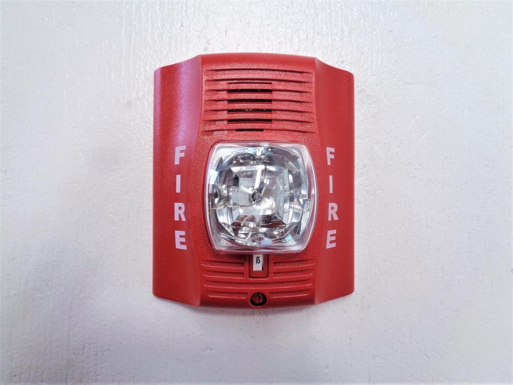 Lot Of 4 System Sensor P2r Fire Alarms