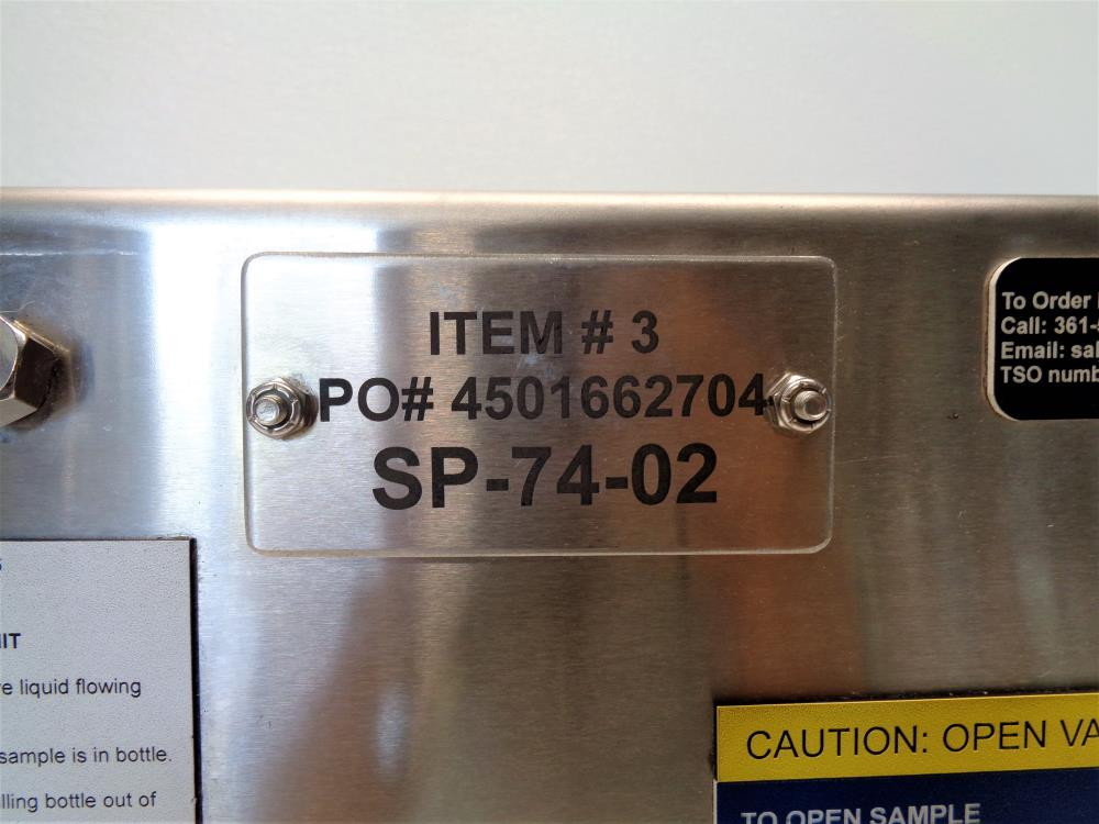Texas Sampling Sampler System w/ 1