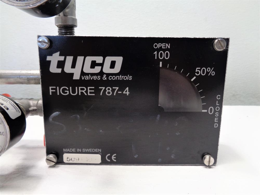 Tyco Input Signal Positioner 787-4