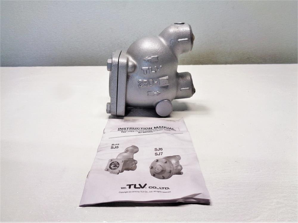 "TLV 1"" NPT Free Float Steam Trap SJ5-1"