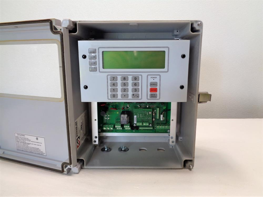 Thermo Fisher Polysonics Hydra SX40 Dedicated Dual Doppler Flowmeter