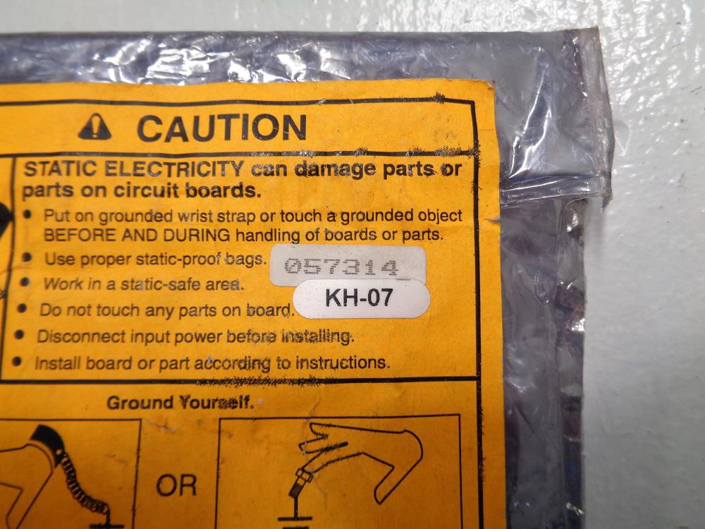 Miller Welding Motor Control Circuit Card Assembly 057314