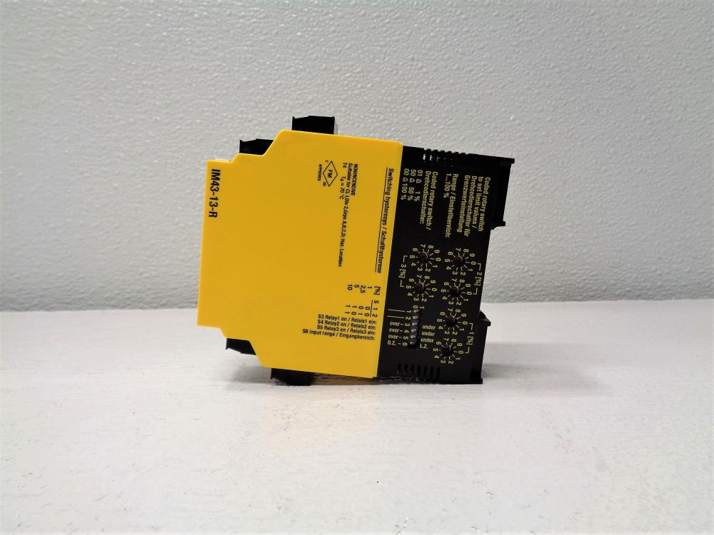 Turck Interface Module / Logic Controller IM43-13-R
