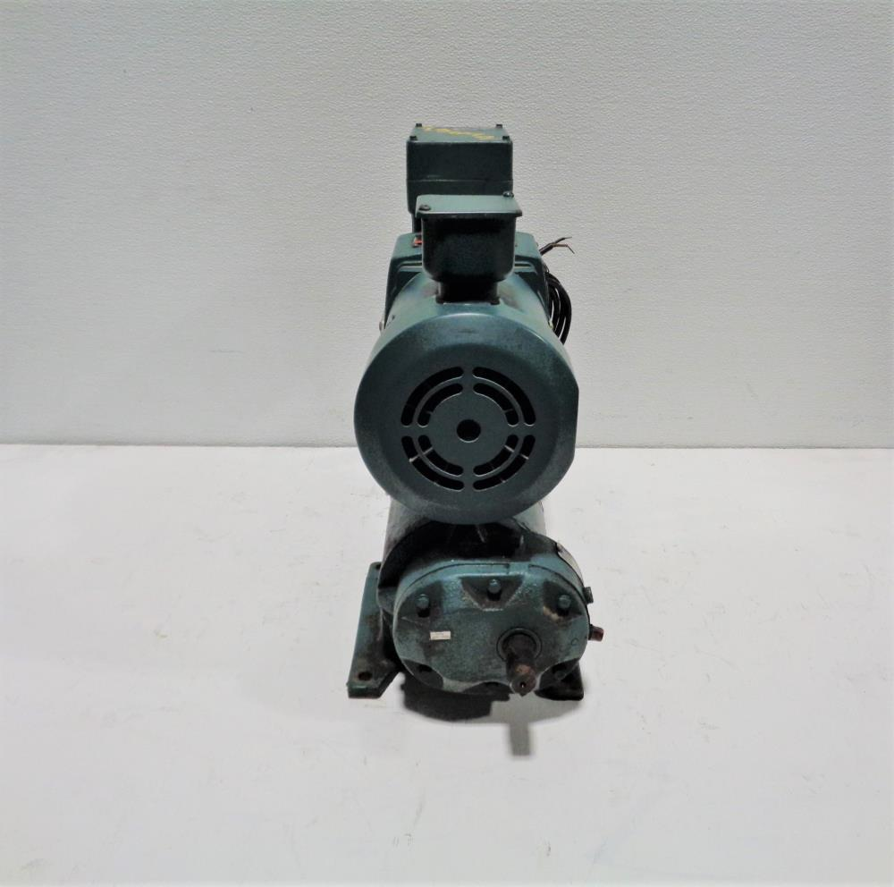 Reliance Electric Reeves MotoDrive 30325952-YF with 1/4HP Motor