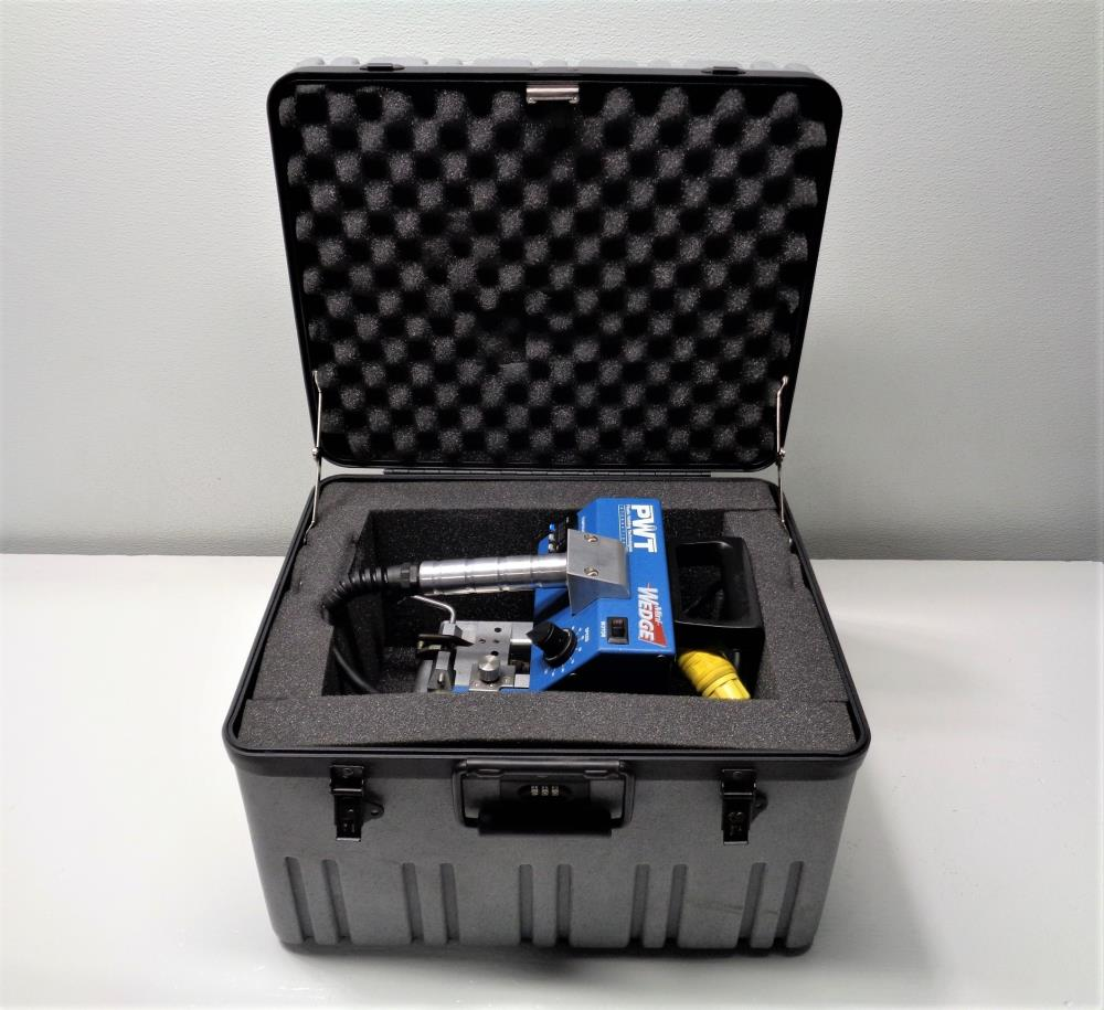 Plastic Welding Technologies Mini-Wedge Plastic Welder