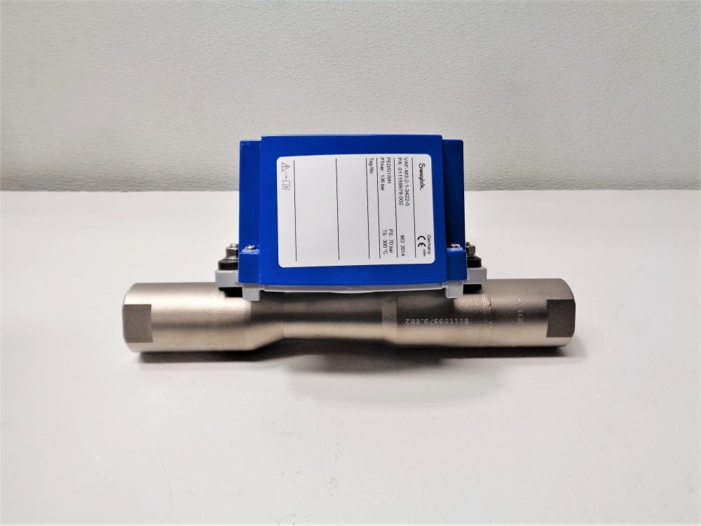 "Swagelok 3/4"" NPT Variable Area Flowmeter VAF-M3-2-1-3422-0"