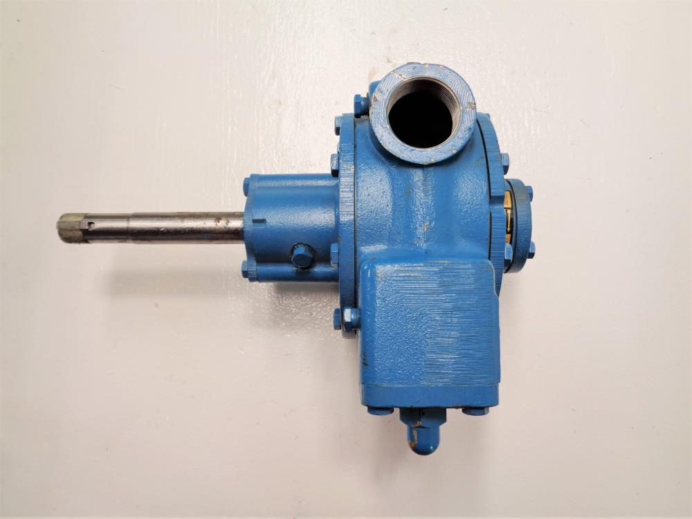 Blackmer Pump NP1.58 with Relief Valve 51-57