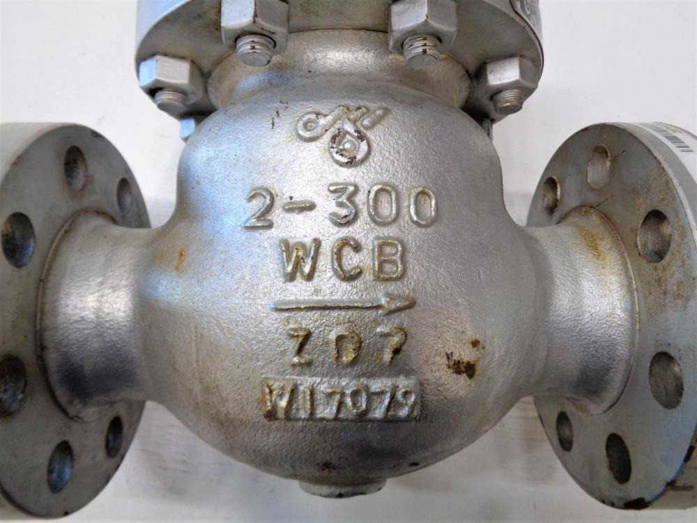 "DSI 2"" 300# WCB Check Valve, Fig# 149XU"