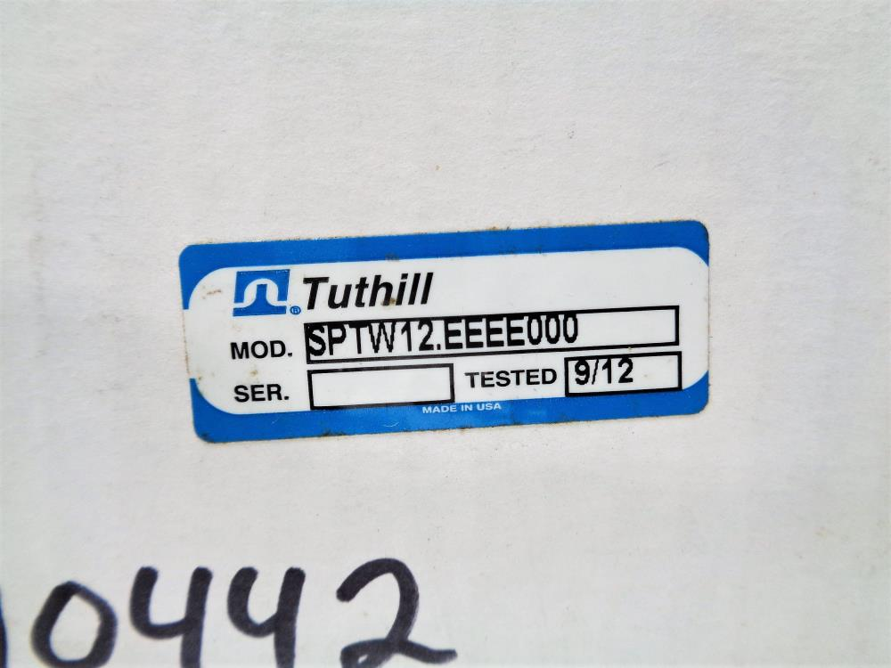 Tuthill Driving Gear Assebly Kit SPTW12.EEEE000