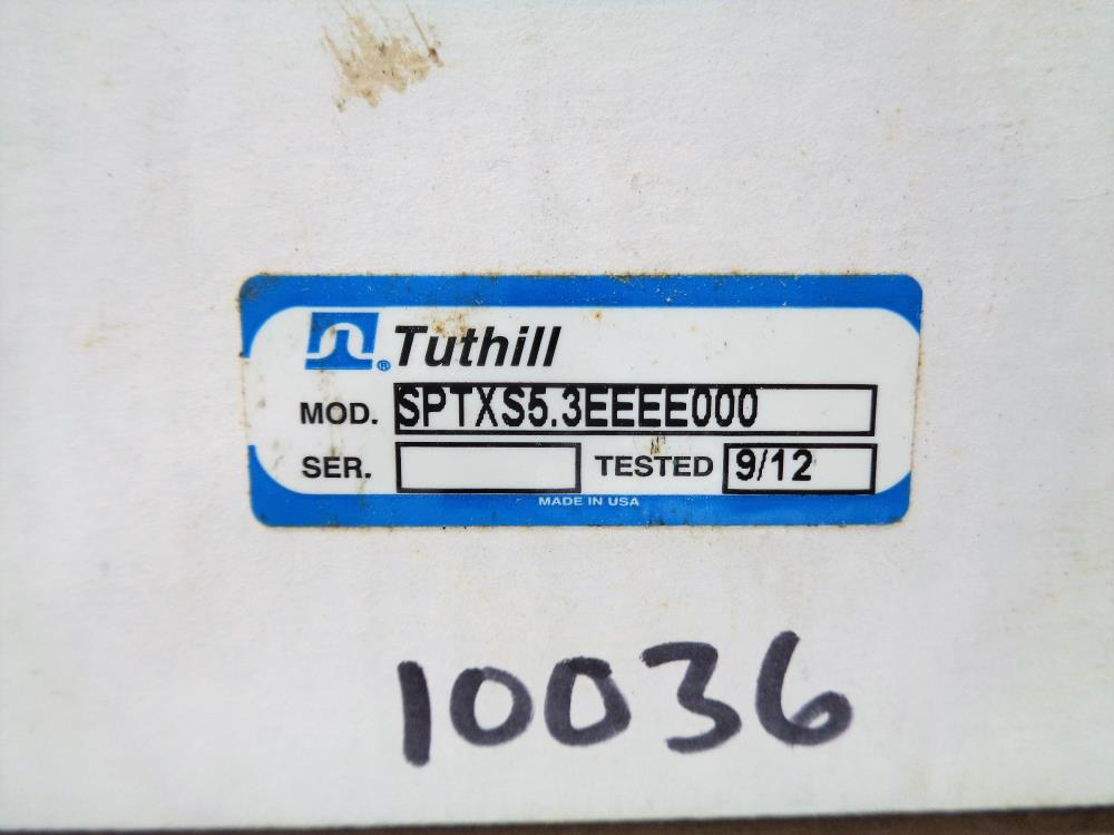 Tuthill Driving Gear Assembly Kit SPTXS5.3EEEE000