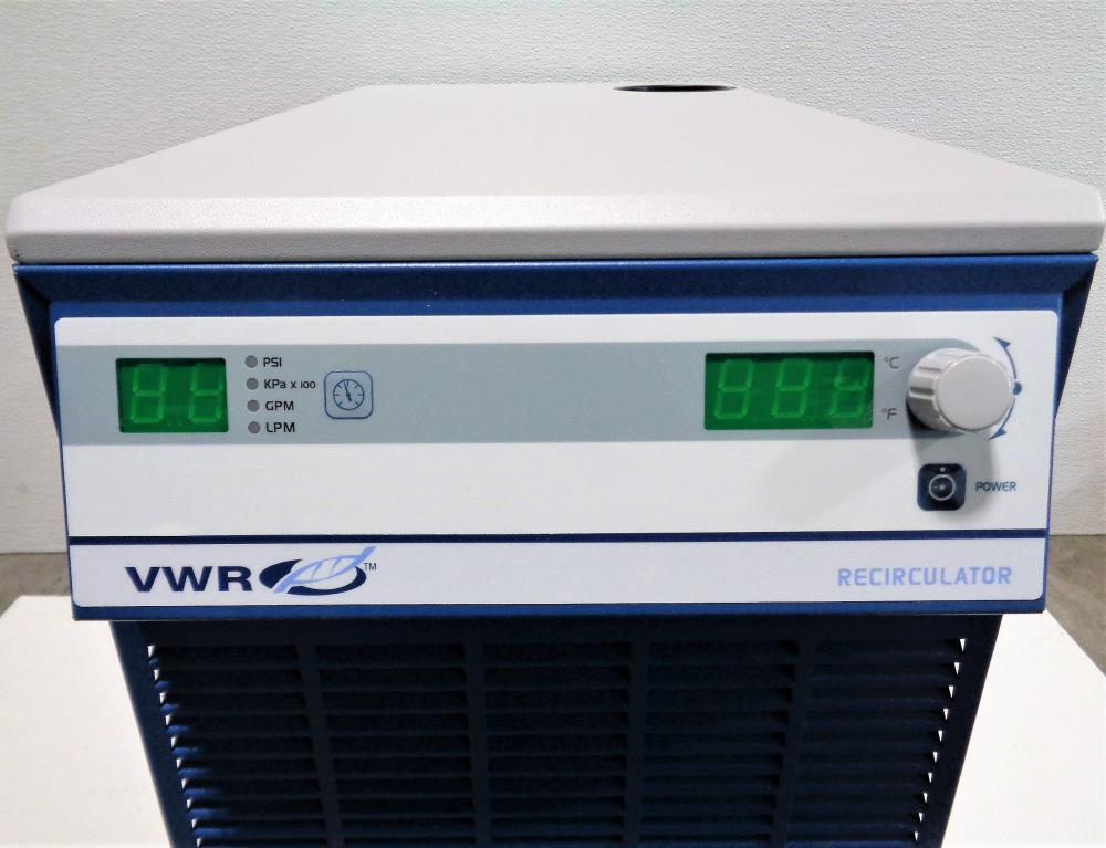 VWR 1171MD Refrigerated Recirculator Chiller 13271-184
