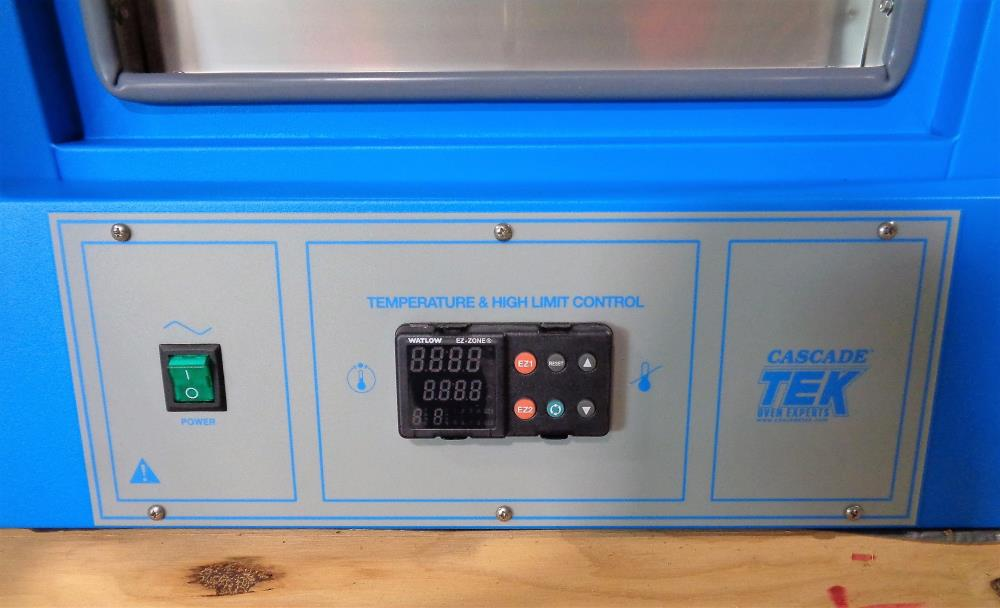 Cascade Tek TFO-1 Forced Air Lab Oven 9070890