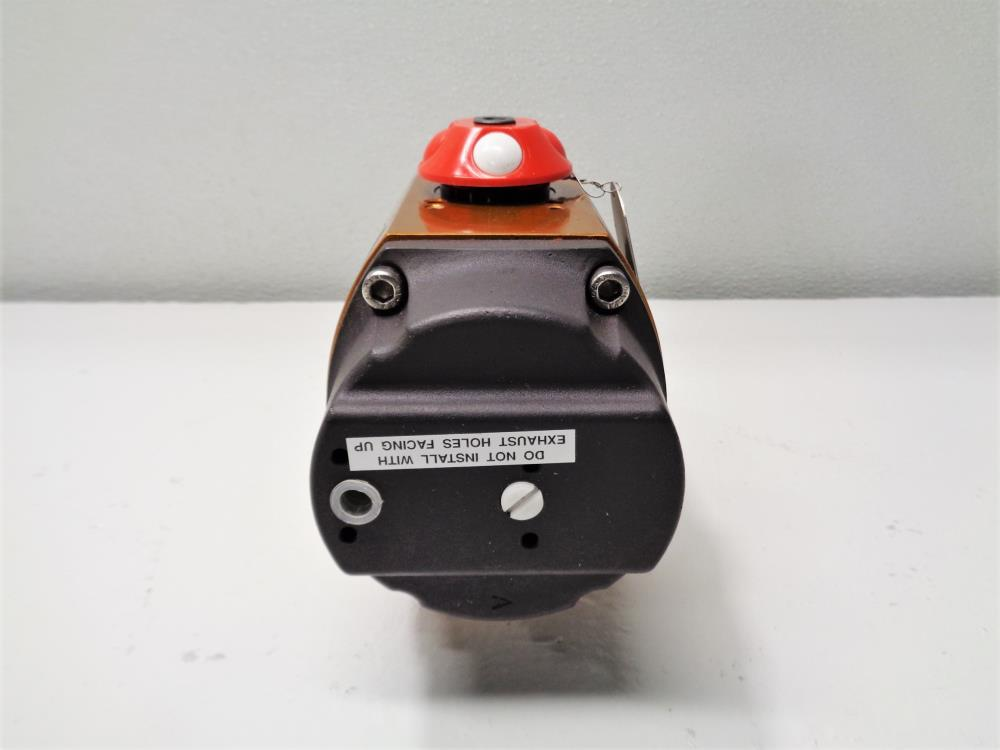 Flowserve Worcester Controls Series 39 Pneumatic Actuator 159 39 SN R6