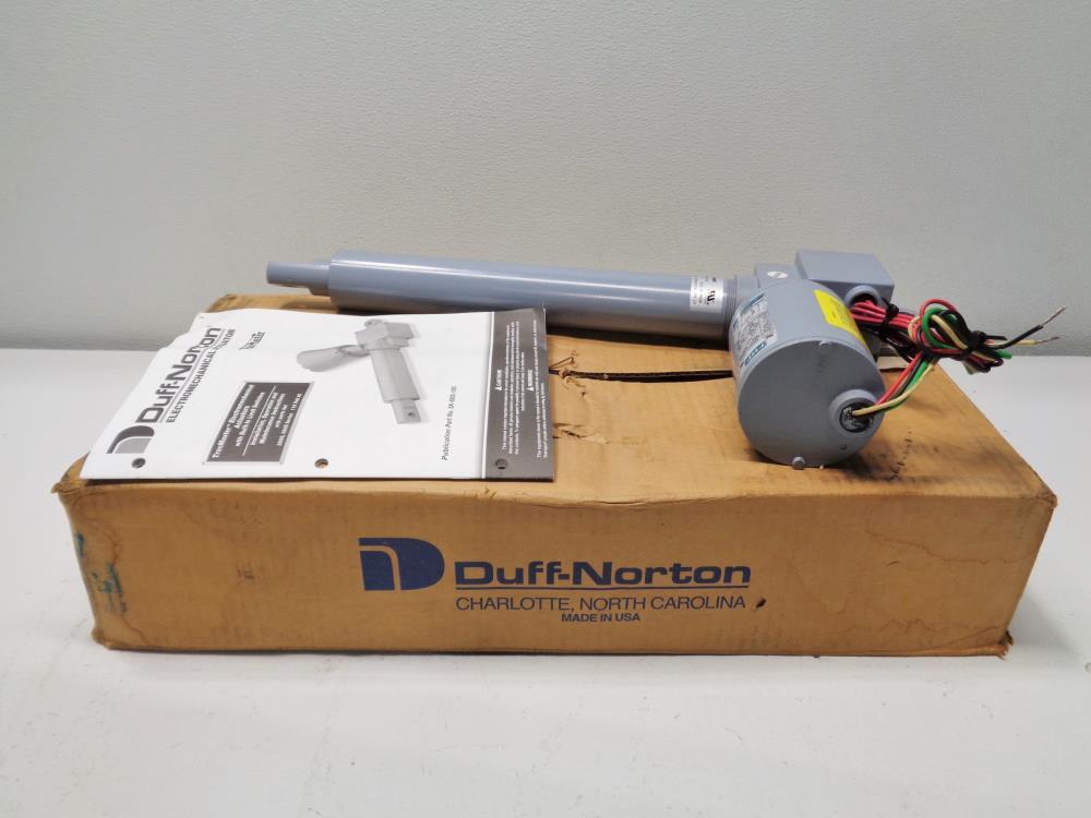 Duff Norton Electromechanical Linear Actuator GMPB6905-12