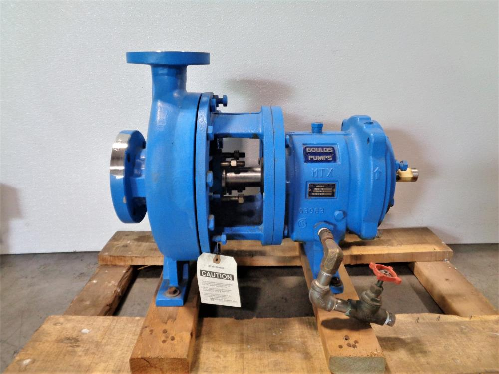 Goulds 3196 i-Frame MTX Centrifugal Pump 2