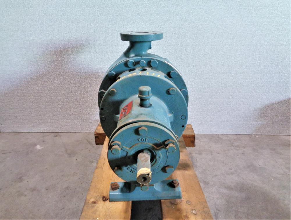 "Goulds 3196 MT Centrifugal Pump 2"" x 3"" - 10"", 316 Stainless Steel"