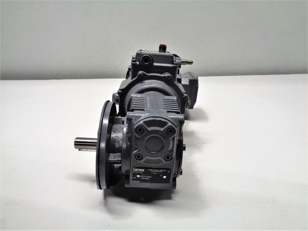 Lenze Gearbox 52.145.04.10 with Motor MDERAXX071-12