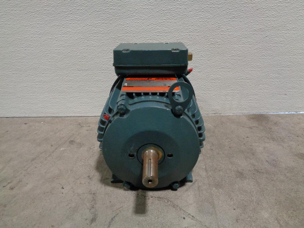 Reliance Electric 841XL Severe Duty Master AC Motor, 2HP