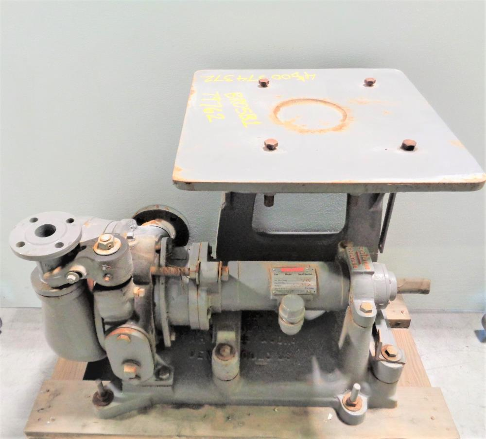 "Wilfley 2.5"" X 1.5"" Centrifugal Slurry Pump Model K32"