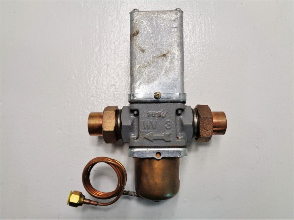 "Johnson Controls 1"" 2-Way Water Valve V46AL-2"