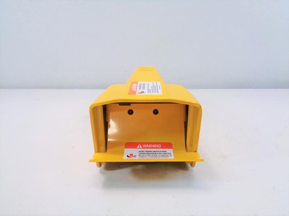 "Square D Heavy Duty Foot Switch 3/4"" NPT"
