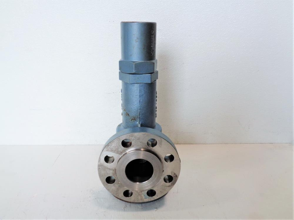 "Fulflo 2"" 600# WCB Flanged Relief Valve FVSF8600ARV"