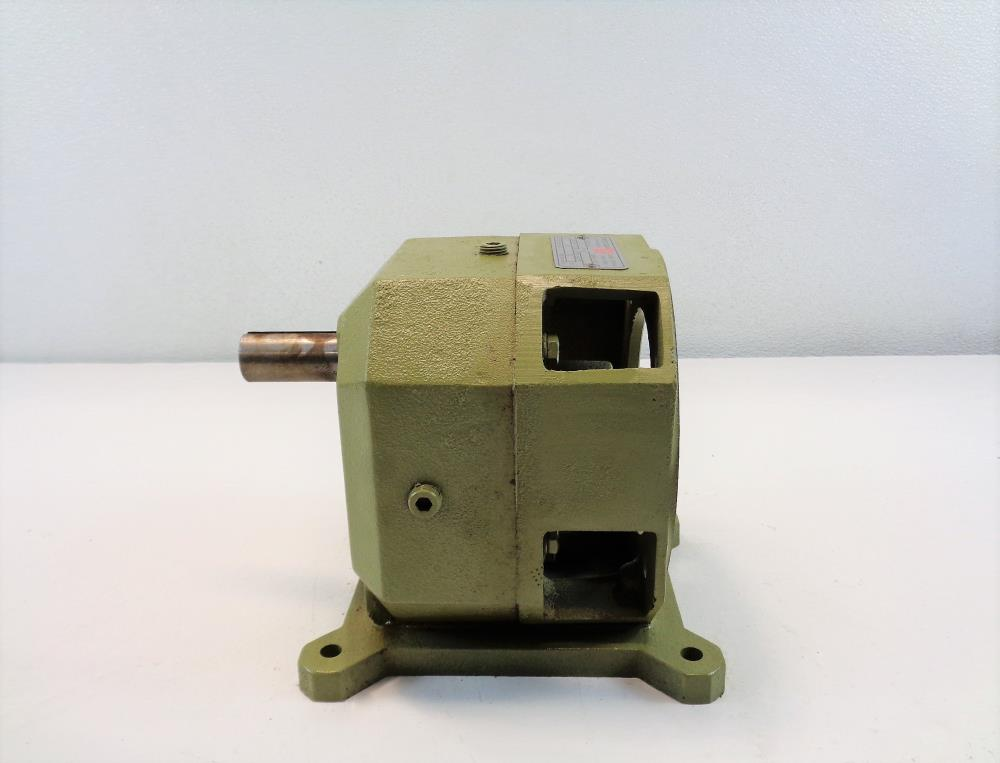 Grove Gear Speed Reducer #LMQ-10, Ratio 10:1