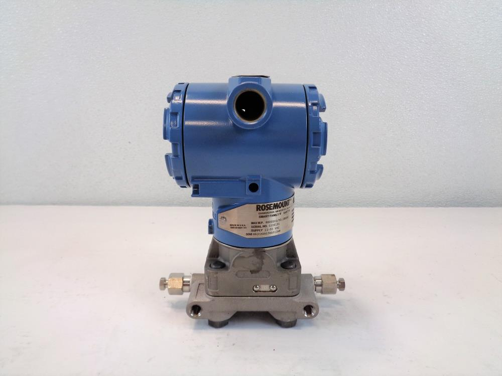 Rosemount MultiVariable Mass Flow Transmitter 3095MA3CABA13AA011AB