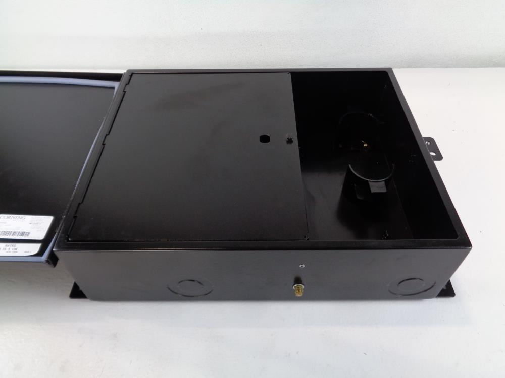 "Corning ICH-06P Fiber Connector Housing Enclosure 20"" x 16"" x 6"""