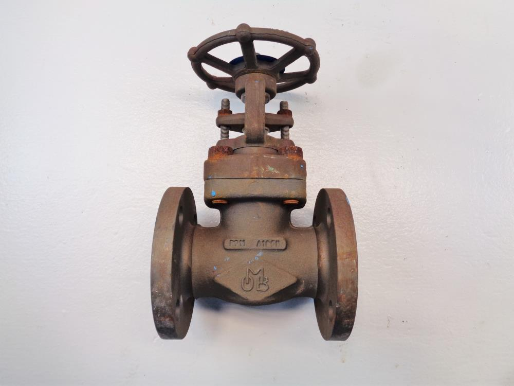 "OMB 2"" RB 150# A105N Gate Valve, Cat# F1-810"