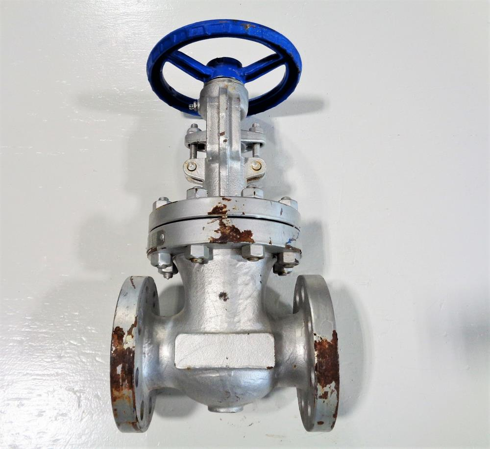 "DSI 2"" 300# WCB Gate Valve, Fig# 23LUF-N"