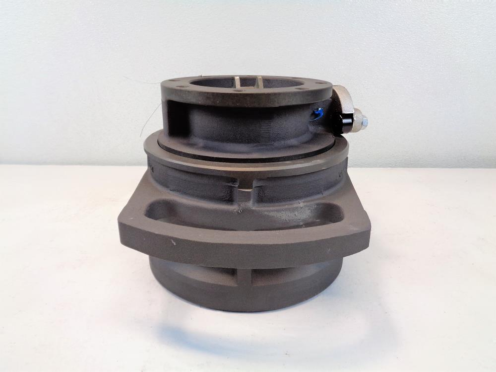 "OPW 4"" API Bottom Loading Coupler 1004D2"