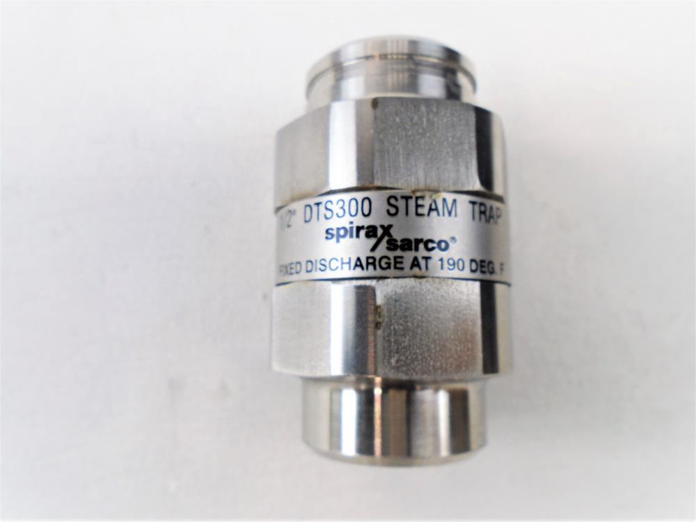 "Spirax Sarco DTS300 1/2"" NPT Steam Trap 70933"