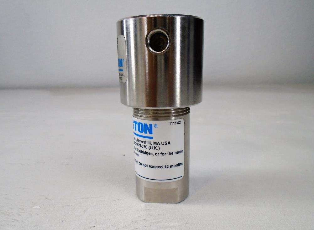 "Balston 95S6 Sample Filter, 316 Stainless Steel, 1/8"" NPT, 5000 PSIG"