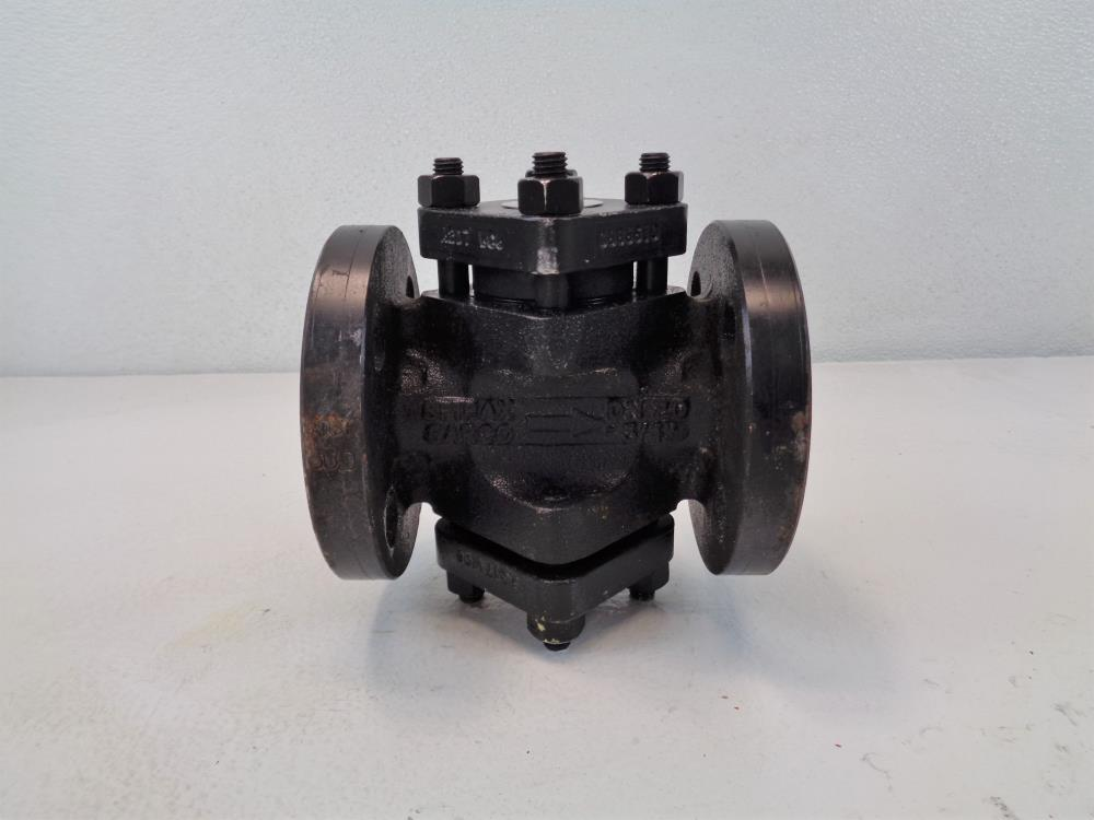 "Spirax Sarco 3/4"" 600# Thermodynamic Steam Trap TD62M"